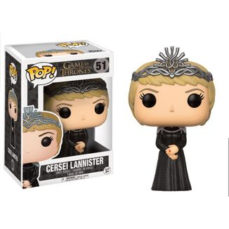 Cersei Lannister Funko 51 Game Of Thrones POP!