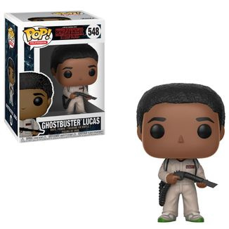 Funko Lucas Cazafantasmas Stranger Things POP!