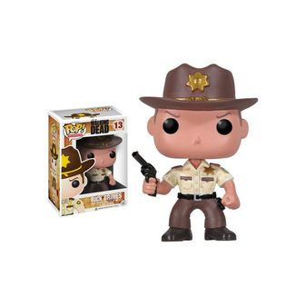 Funko Sheriff Rick Grimes The Walking Dead POP!