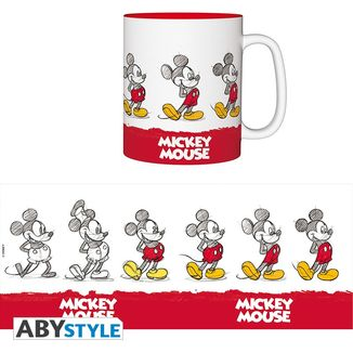 Taza Mickey Mouse Sketch 2 Disney