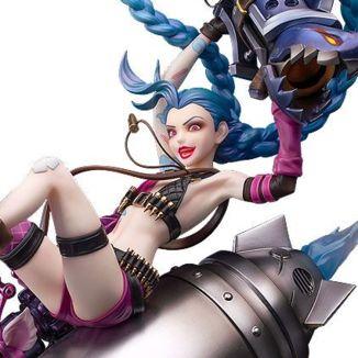 Jinx Figure League of Legends Myethos