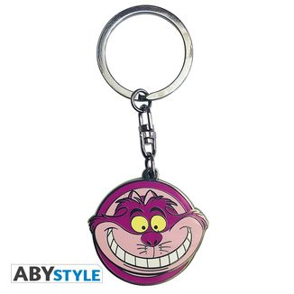 Cheshire Cat Keychain Alice in Wonderland