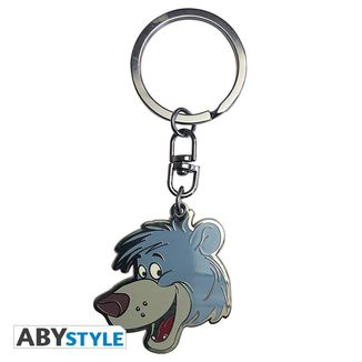 Baloo Keychain Jungle Book Disney