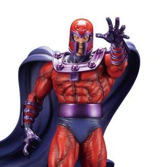 Magneto Statue Marvel Comics Fine Art