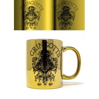 Taza Metallic Gringotts Harry Potter