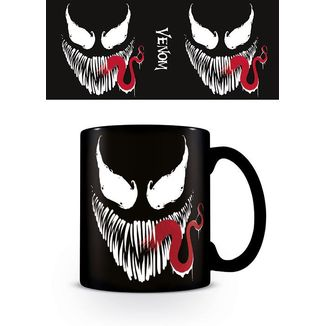 Venom Face Mug Marvel Comics