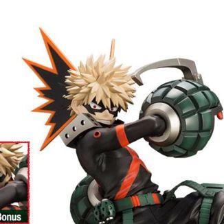 Figura Katsuki Bakugo Version 2 My Hero Academia ARTFXJ Bonus Edition