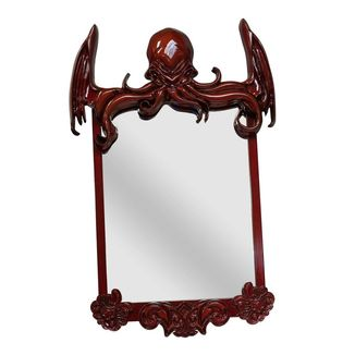 Cthulhu Decorative Mirror