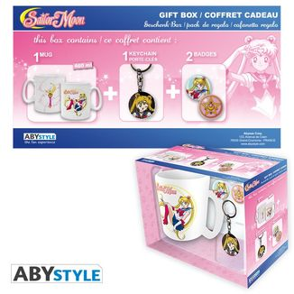 Bunny Mug, Keychain and Badges Sailor Moon