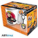 Naruto Mug, Keychain and Badges Naruto Shippuden
