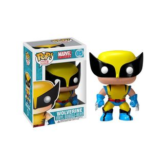 Wolverine Funko Marvel Comics POP!