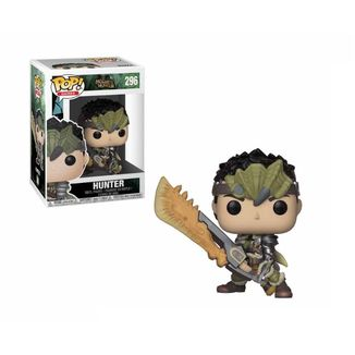 Funko Male Hunter Monster Hunter POP!