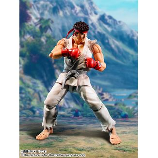 S.H. Figuarts Ryu Street Fighter V