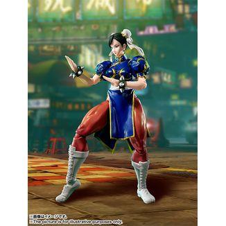 S.H. Figuarts Chun-Li Street Fighter V