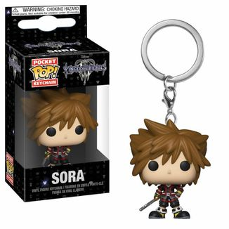 Llavero Sora Kingdom Hearts POP!