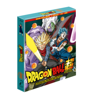 Dragon Ball Super - Box 6 Edición coleccionista 2BR + Libro - 11 episodios Bluray