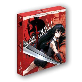 Akame Ga Kill Edicion Coleccionista Parte 1 Bluray