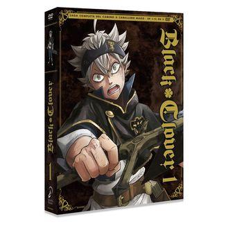 Black Clover Box 1 DVD Saga Completa del Camino a Caballero Mago