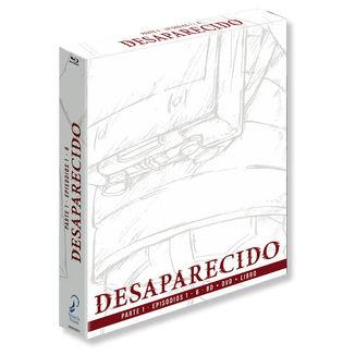 Desaparecido Parte 1 Edición Coleccionista Bluray