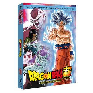 Dragon Ball Super Box 10 Episodes 119 to 131 Bluray