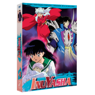 InuYasha Collectors Edition Box 4 DVD