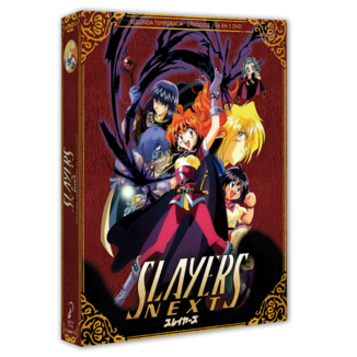 Slayers NEXT Collectors Edition DVD