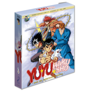 Yu Yu Hakusho Box 1 Bluray