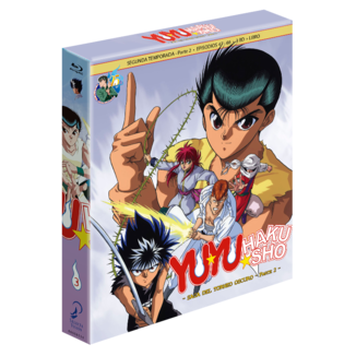 Yu Yu Hakusho Box 3 Bluray