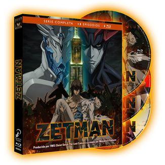 Zetman Serie Completa Edicion Integral Bluray