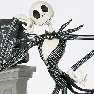 Figura Jack Skeleton 25 Años Pesadilla Antes de Navidad