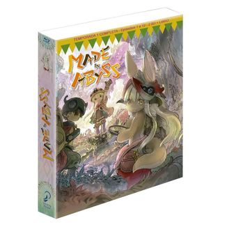 Made In Abyss Temporada 1 Bluray Edición Coleccionista