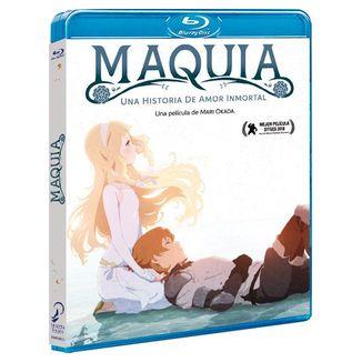 Maquia - Una Historia De Amor Inmortal Bluray