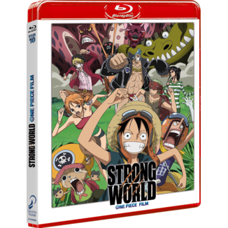 Strong World Bluray One Piece Film