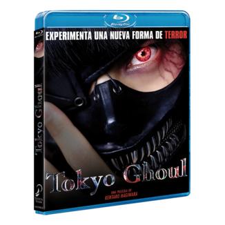 Tokyo Ghoul Bluray La Película