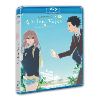 Bluray A Silent Voice