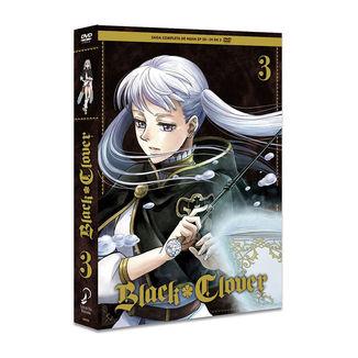Black Clover Box 3 Episodios 28 a 39 DVD