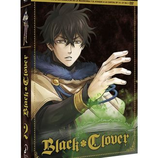 Black Clover Box 2 Episodes 14 to 27 DVD
