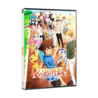 Digimon Adventure The Last Evolution DVD