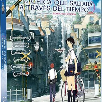 Bluray The Girl Who Leapt Through Time