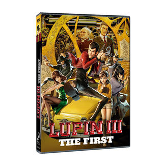 Lupin 3 The First DVD