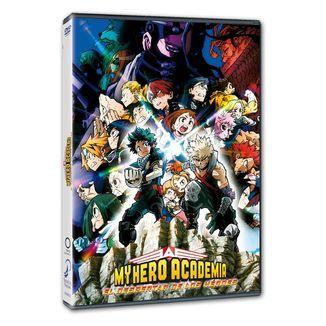 My Hero Academia Awakening Of Heroes DVD