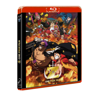 One Piece Z Bluray