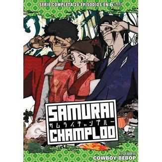 Complete Series Samurai Champloo DVD