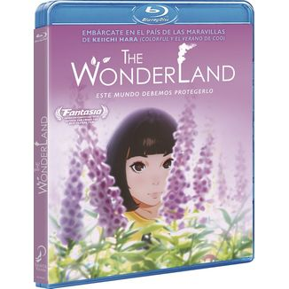 The Wonderland Bluray