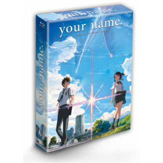 Collector's Edition A4 Your Name Bluray
