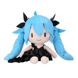 Hatsune Miku Girl In The Deep Sea Plush Vocaloid