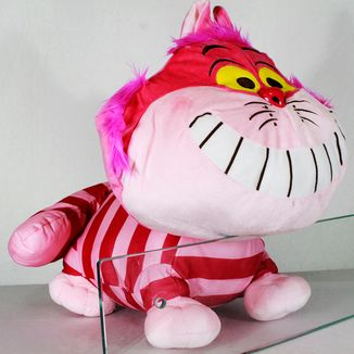 Cheshire Cat Plush Alice in Wonderland Disney