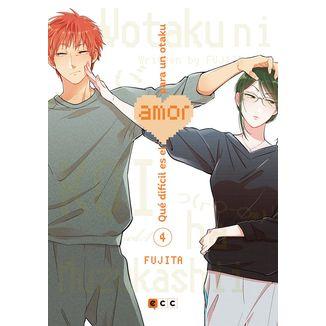 Qué difícil es el amor para un otaku #04 Manga Oficial ECC Ediciones