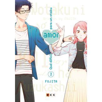 Qué difícil es el amor para un otaku #03