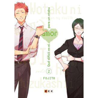 Qué difícil es el amor para un otaku #02 (spanish)